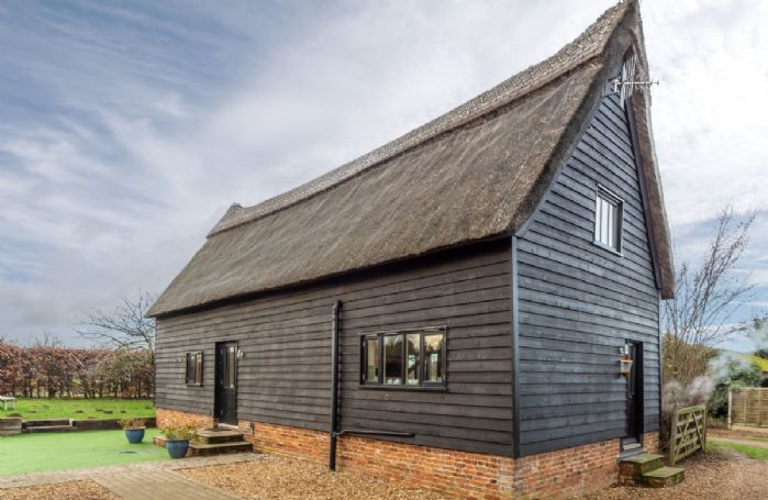 The Pottery Barn is a charming barn conversion
