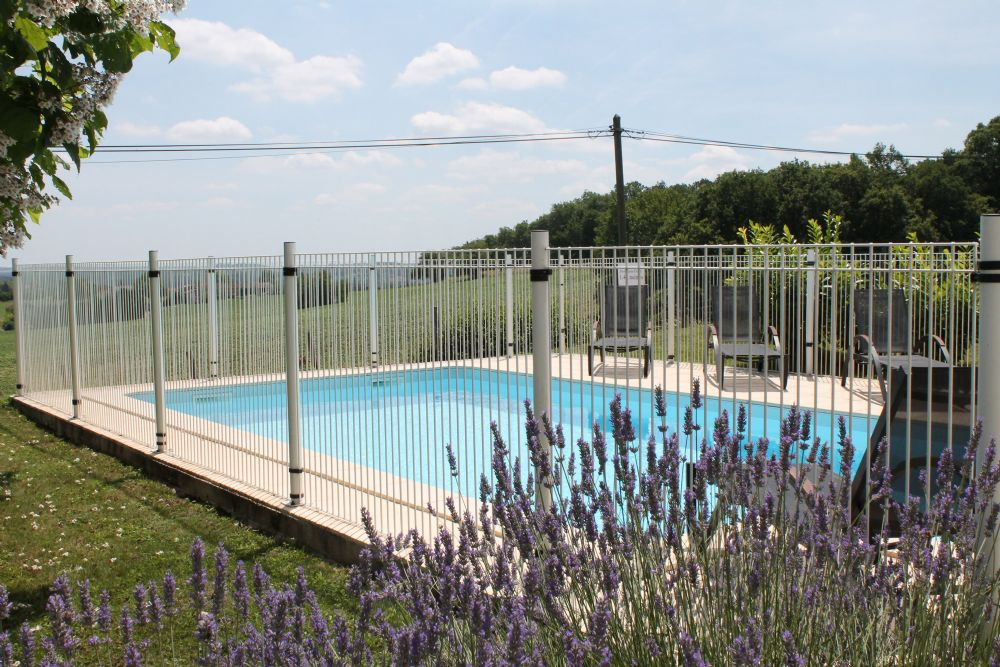 The swimming pool..