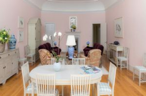 Lower Ground floor:  Open plan dining and drawing room