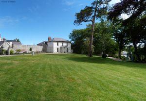 Cardigan Castle - The Coach House