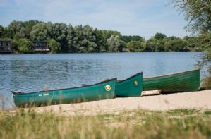 Three person kayak available with the Lakes are open, with fishing rods available for use during your stay.