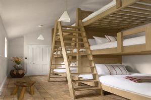 Garden Cottage - Ground floor - bunk room