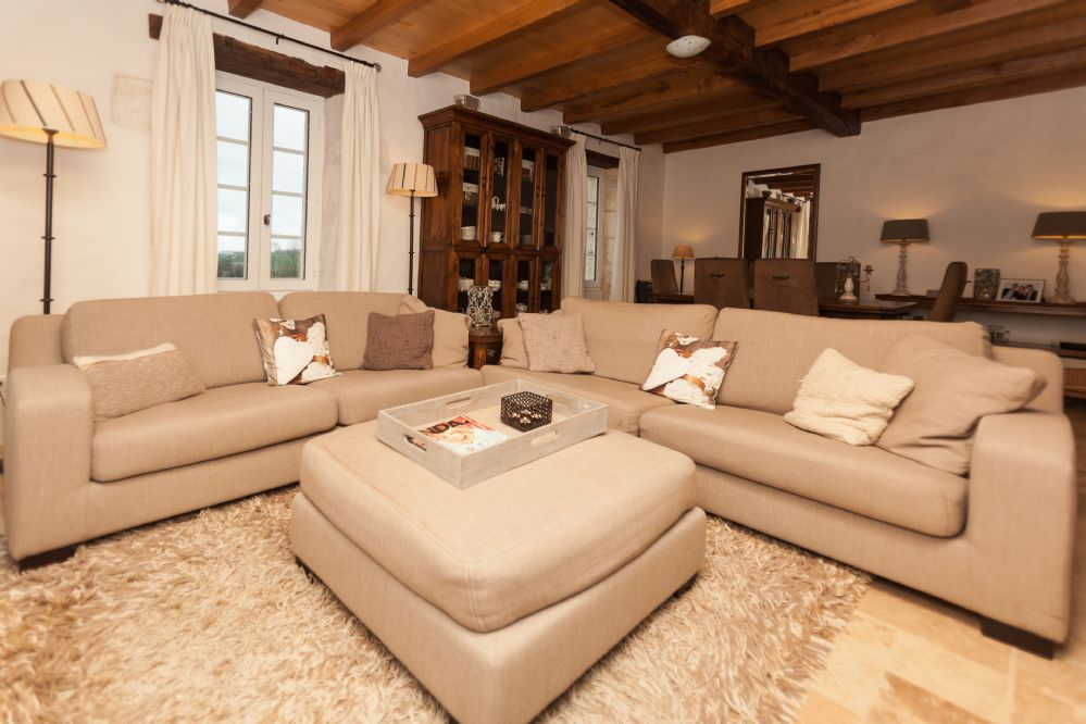 Living area..