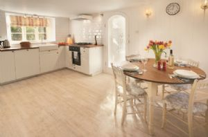 Ground floor:  Modern cottage kitchen diner