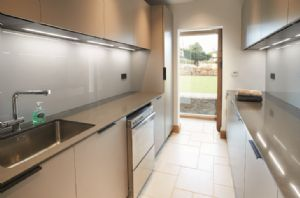 Exeter Wing: Scullery kitchen
