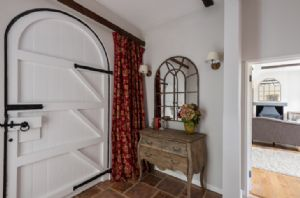 Ground floor: Many period features remain throughout the property