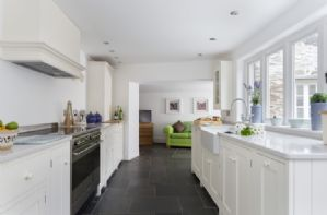 Ground Floor: Open plan kitchen/dining room