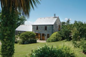 Tregadjack Barn is an enchanting detached property in a private tranquil setting within 20 acres