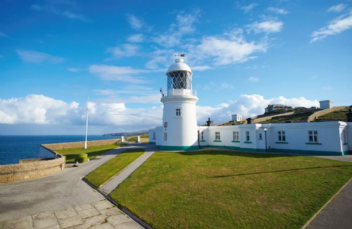 Pendeen Lighthouse and Cottages