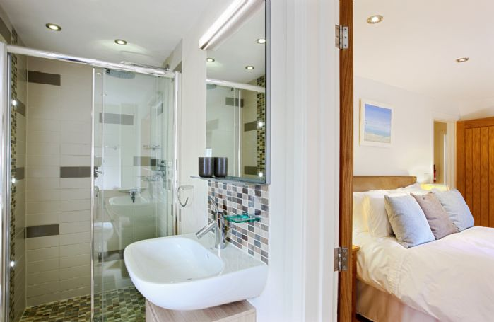 Ground floor: En-suite luxury shower room to the Master bedroom