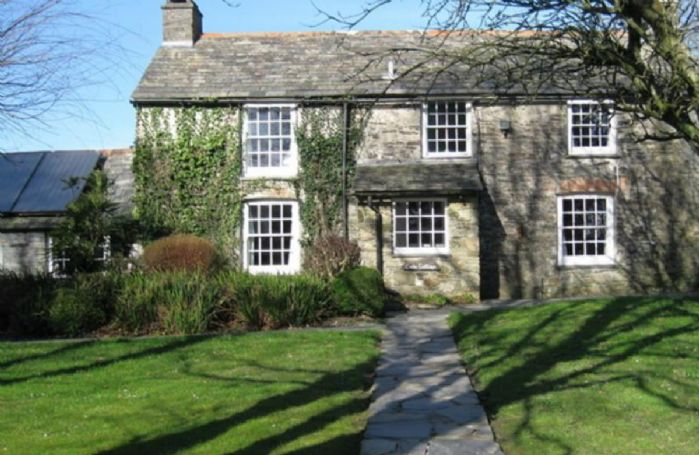 Cocks Cottage is a two bedroom ancient detached granite cottage