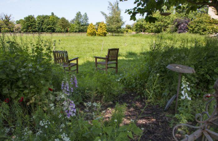 Views over neighbouring fields