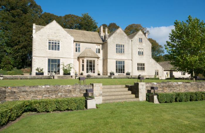 August House is a stunning country house in the heart of The Cotswolds