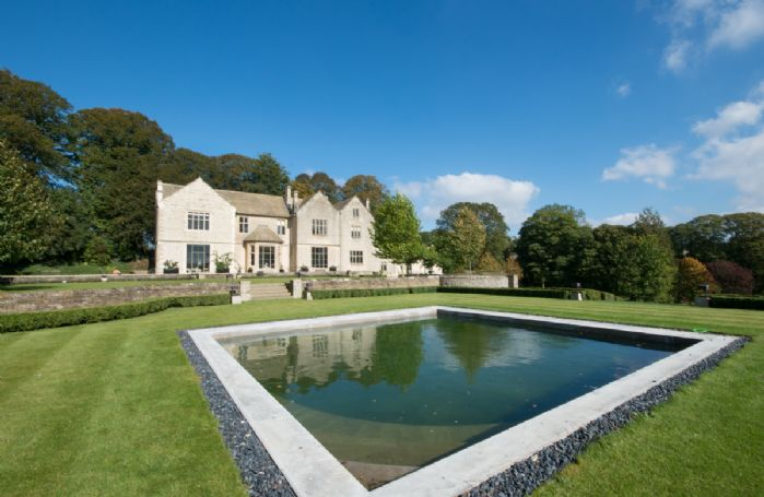 August House sits in six acres of landscaped gardens and parkland to explore