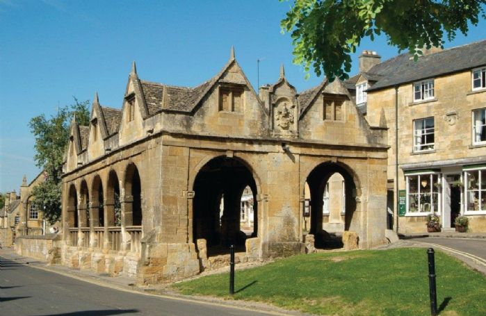 The market town of Chipping Campden
