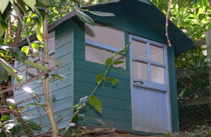 The secluded wendy house