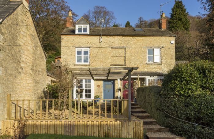 Weavers Cottage - Accommodation for four guests