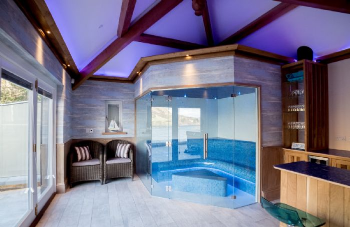 Waternook: Spa & Wellness Sanctuary with holistic laconium spa and well equipped bar