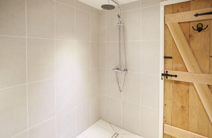 Ground floor:  Family shower room