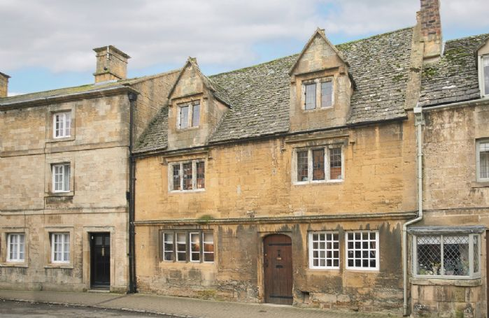 Rose and Crown House, built in the early 17th century as a merchant's house