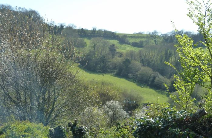 Views of the surrounding countryside