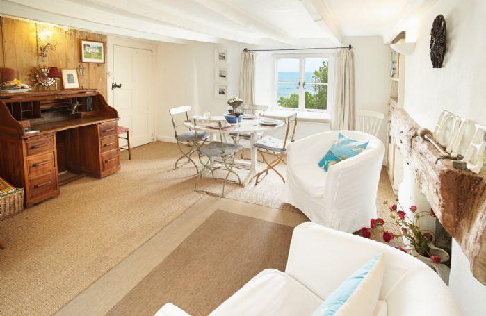 Ground floor:  Second sitting room