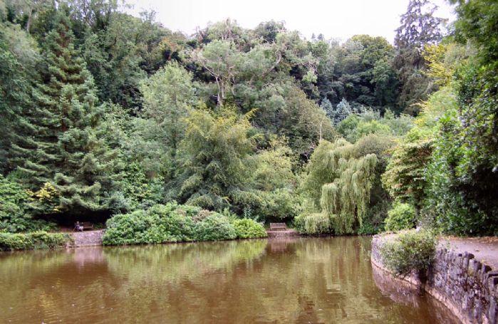 Monastery Lakes