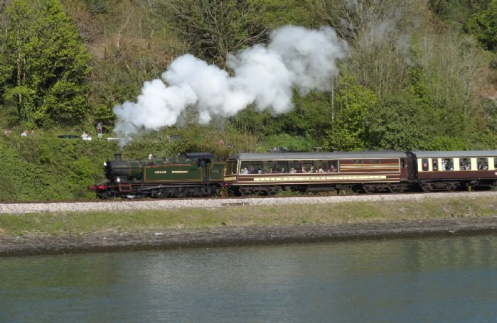 Dartmouth to Paignton Train
