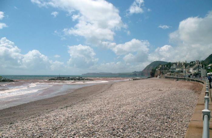 Sidmouth Beach