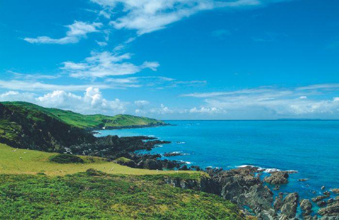 Spectacular, panoramic views
