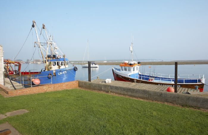 Wells-next-the-Sea Harbour