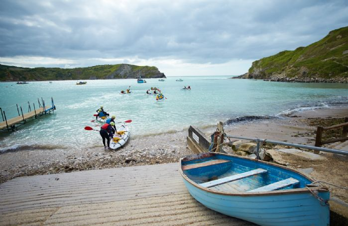 Only three miles from Lulworth Cove