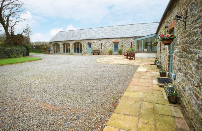 The Old Carthouse, a detached, Grade II listed, stone barn situated in the heart of the beautiful Pembrokshire countryside