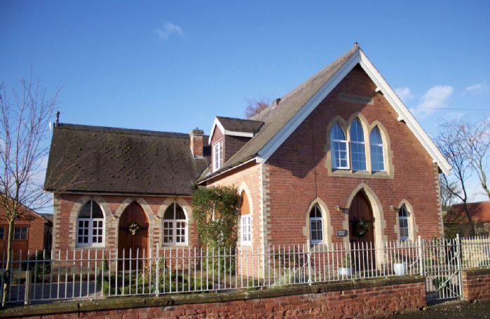 Wesley House, an old Wesleyan Chapel
