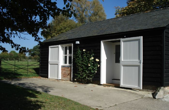 Stable Cottage with accommodation for four guests