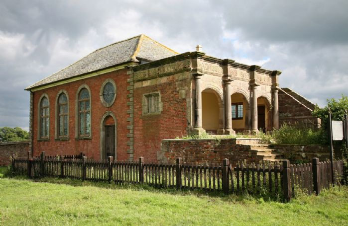 Woodhey Chapel (private family chapel)