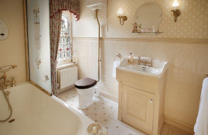 Second floor: Bathroom
