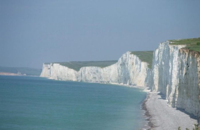 The Seven Sisters Country Park and visitor centre at Cuckmere is a must for any visit