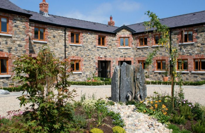 The Forge is one of eight luxurious cottages and are a haven of peace away from the stresses of todays hectic lifestyle