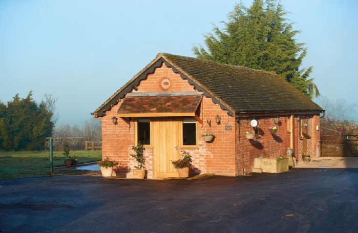 Little Owls Barn has been lovingly renovated into a charming cottage for two