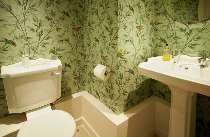 Ground floor: Separate wc