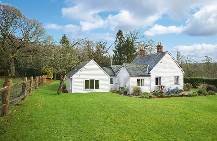 Oak Tree Cottage, a delightful cottage set in an amazing position in the middle of the forest