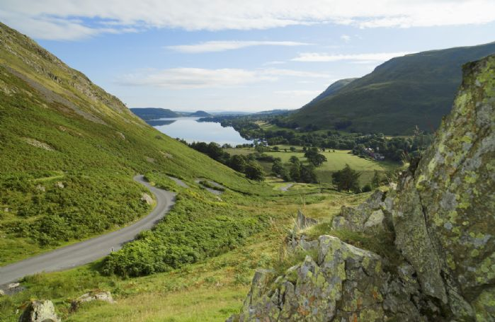 Ullswater and The Lake District is only 25 minutes' drive from Glen Bank