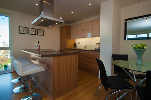 Self catering accommodation London