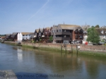 Thumbnail Image - Along the riverside in the town