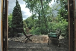 Thumbnail Image - The terrace outside the summerhouse