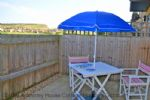 Thumbnail Image - Rear patio area overlooking Seaford Head