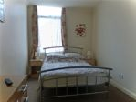 The spacious double bedroom, comes with wardrobes and drawers....
