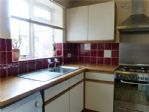 Well-equipped, bright kitchen...  oven, hob, washer, fridge-freezer