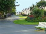 The beautiful Esplanade at the seaward end of Avenue Victoria.
